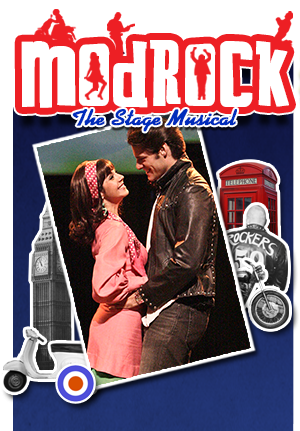 Modrock The Stage Musical History Of The Mods Amp Rockers